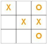 Tic-tac-toe board from our Bible Study Games page