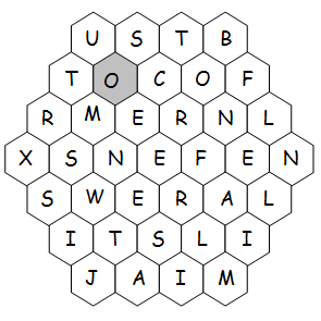 Buzzword sample puzzle