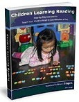 Children learning reading book cover
