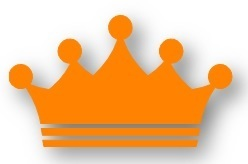 orange crown