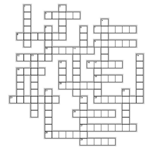 picture about Cryptic Crosswords Printable titled Cryptic Crossword Puzzles