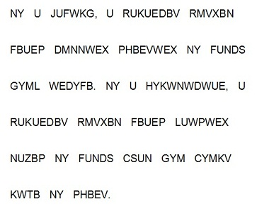 Zany image with regard to free printable cryptograms with answers