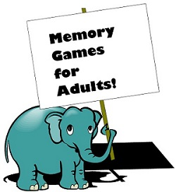 photograph about Printable Memory Games for Seniors named Printable Memory Game titles : How Perfectly Will Your self Rating?