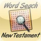word search graphic with magnifying glass