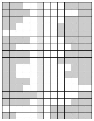 grid for unscrambled picnic words