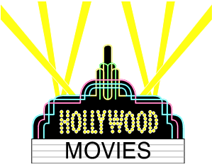 Hollywood marquee