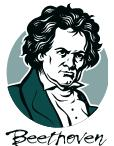 Beethoven, from our Music Word Search puzzle