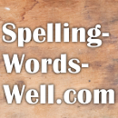 Spelling Words Well logo