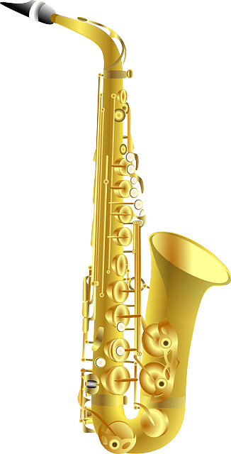 Saxophone, from our Kids Educational Game called