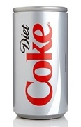 diet Coke can