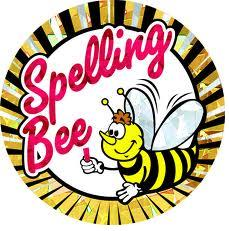 spelling bee cartoon image